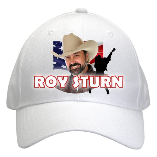 White Cap with Roy's Face